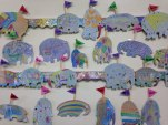 Elephants by Rm 105