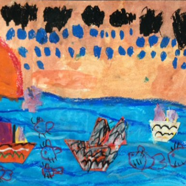 by Madison, Kindergartener