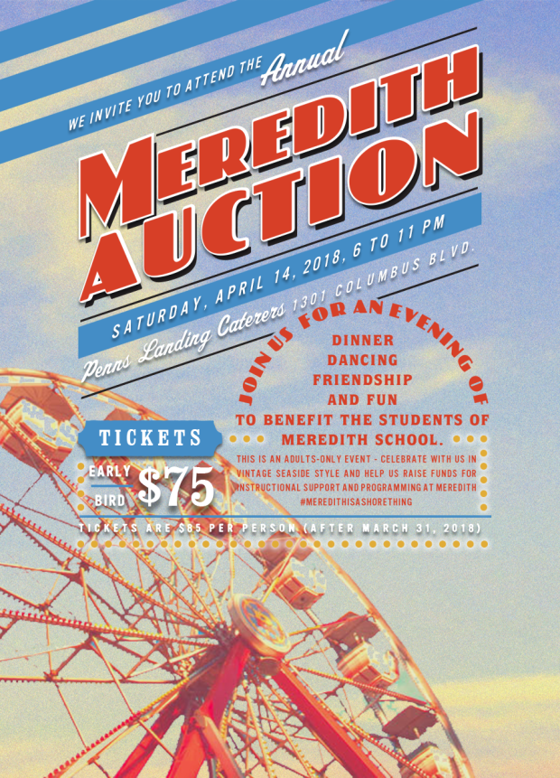 meredith auction 18 site homepage